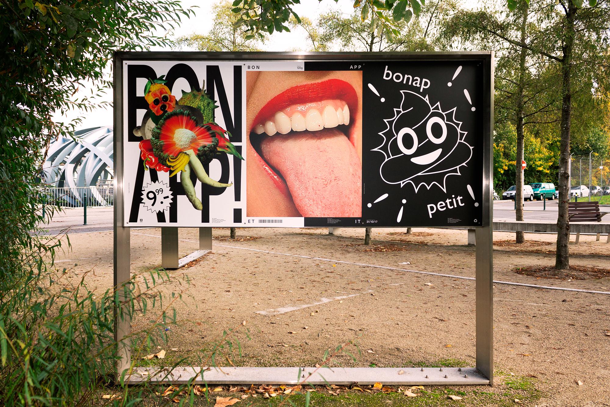 Graphisme Geneve graphic design graphique direction artistique affiche poster swissposter culture culturel promotion exposition alimentation