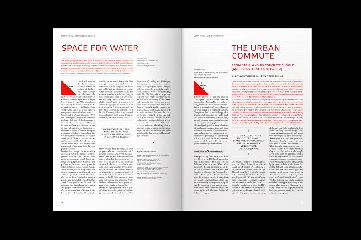 Graphisme Geneve graphic design graphique direction artistique layout mise en page édition journal issue anthropologie universite étudiant