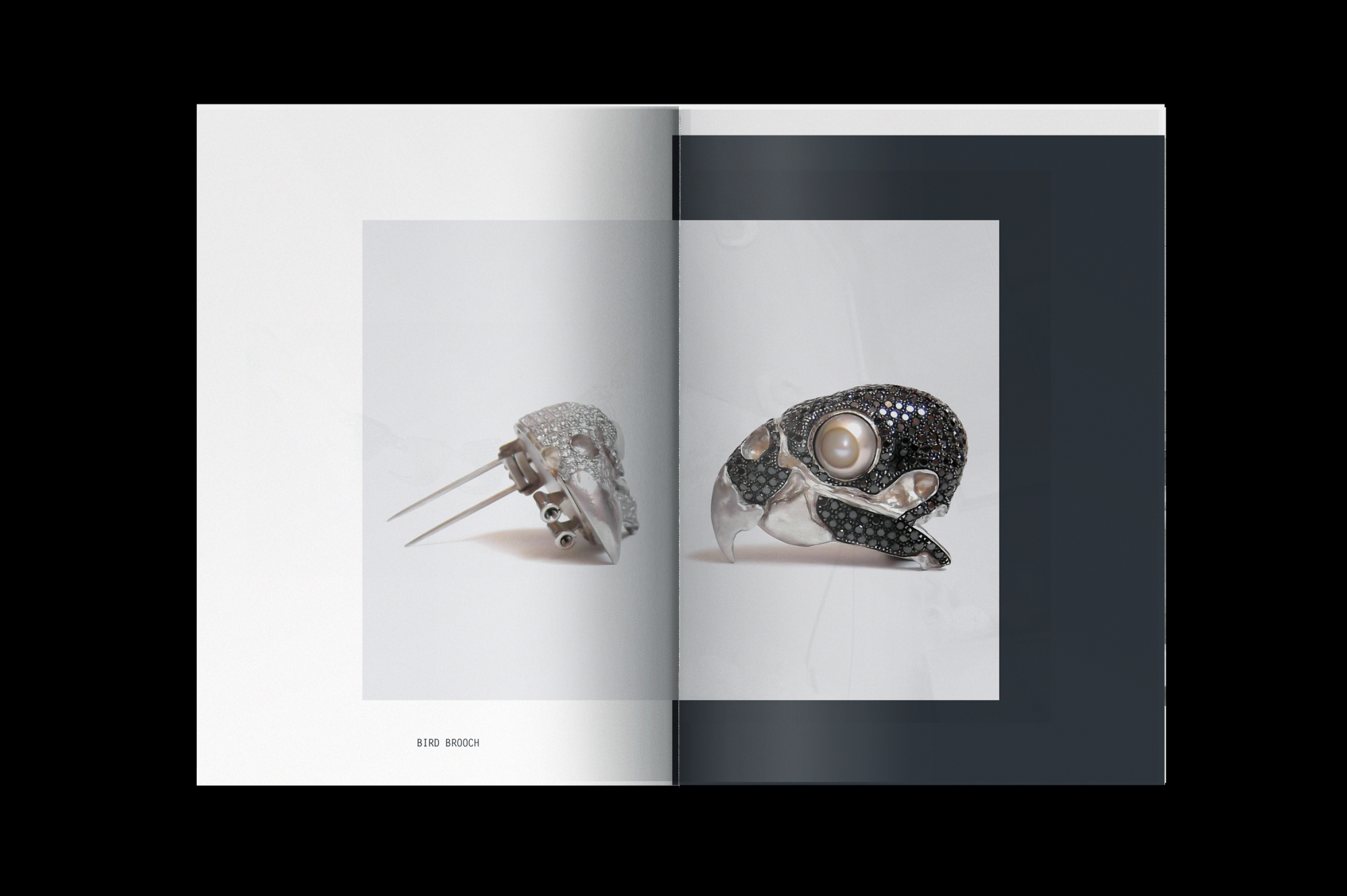 Graphisme Geneve graphic design graphique direction artistiquelayout mise en page édition look-book florid dupont design bijou contemporain contemporary jewelry