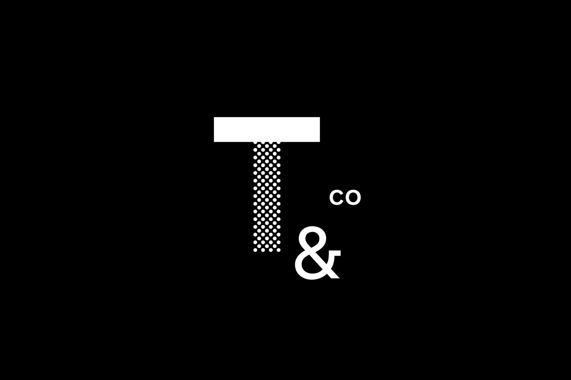 Graphisme Geneve graphic design graphique direction artistique logo identité visuelle identity branding brand  tartares & co bar restaurant grand prix 2015